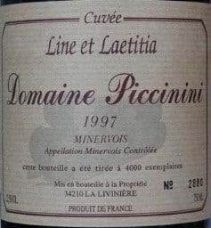 Domaine Piccinini wines