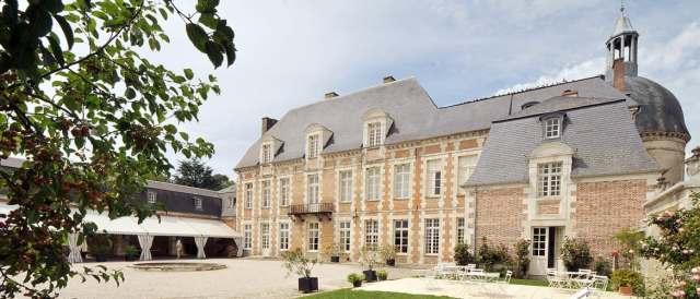 Chateau d'etpges