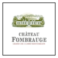 Chateau Fombrauge wine label