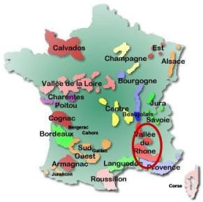 France - The Rhone Valley