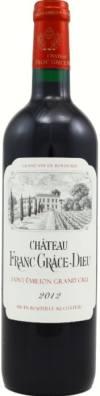 Ch Franc Grace Dieu wine