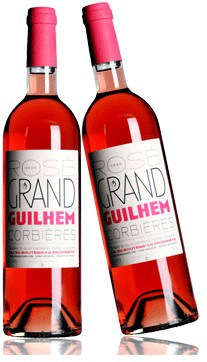 Domaine Grand Guilhem bottles