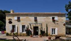 Chateau Haut-Sarpe accommodation