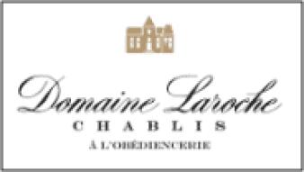 Domaine Laroche wine label