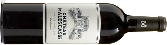 Ch Malescasse wine