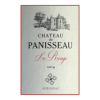 Chateau de Paniseeau Bergerac wine label