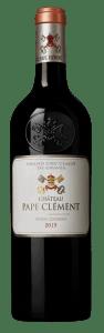 Chateau Pape Clement wine