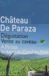 Chateau de Paraz poster