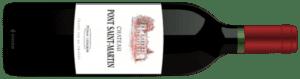 Ch Pont Saint Martin wine