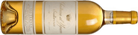 Chateau d'Yquem wine