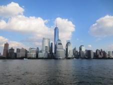NYC - depuis le large
