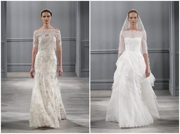 Monique Lhuillier Spring 2014 Bridal Collection