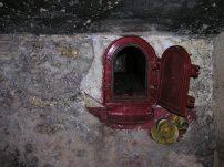 A vat built in the rock