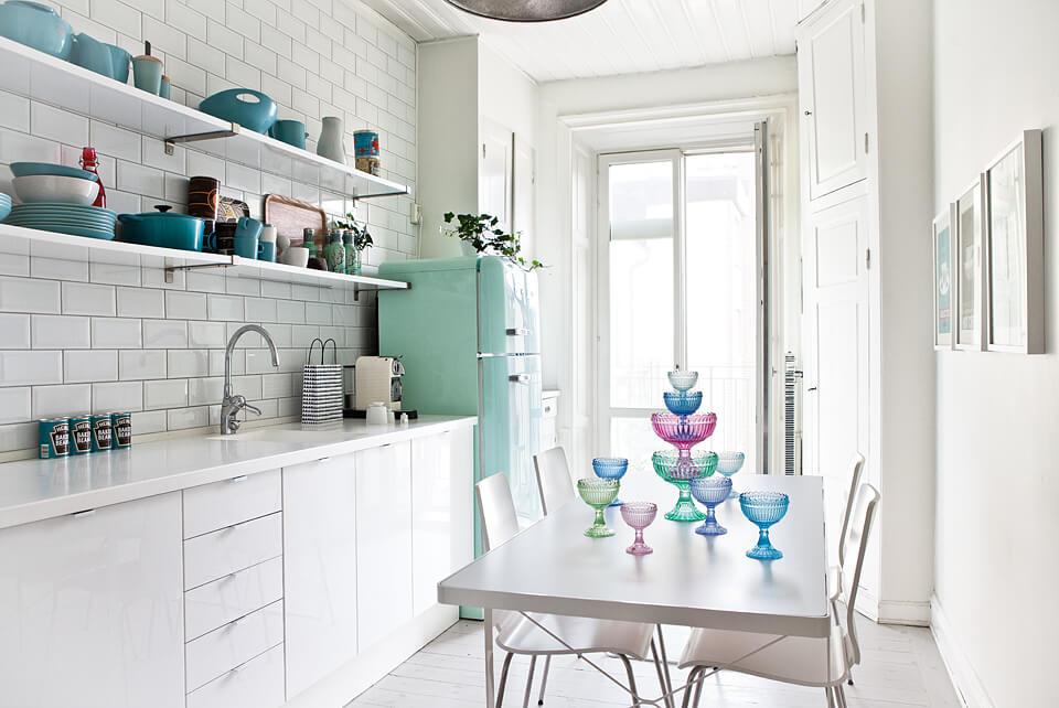 inspiration du mint dans la cuisine