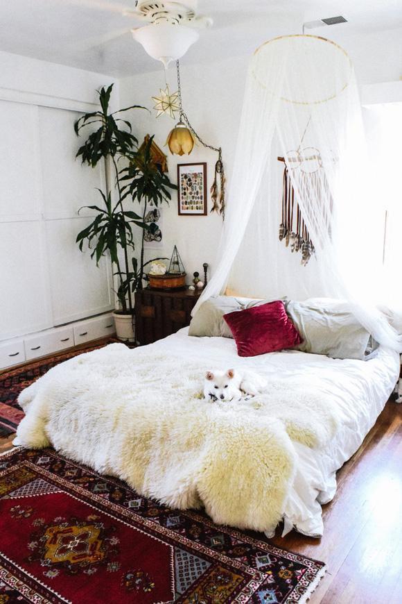 dco chambre style bohme with deco gypsy boheme