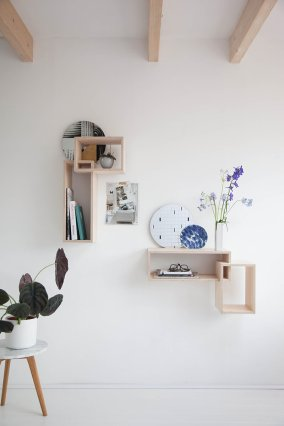 Etagère en bois design