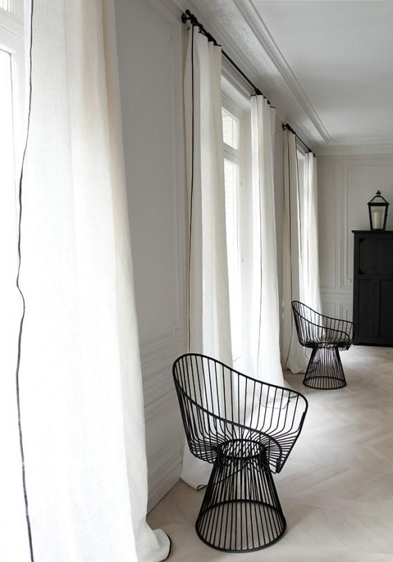 Le tombé de rideaux parfait - Frenchyfancy