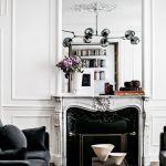 Quel Miroir Pour Troner Au Dessus D Une Cheminee Frenchy Fancy