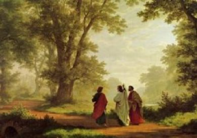 35-on-the-road-to-emmaus