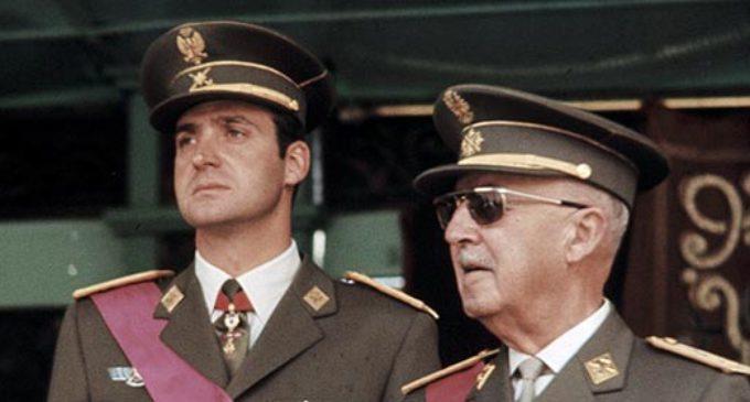 De esos franquistas que dirigen las Fuerzas Armadas