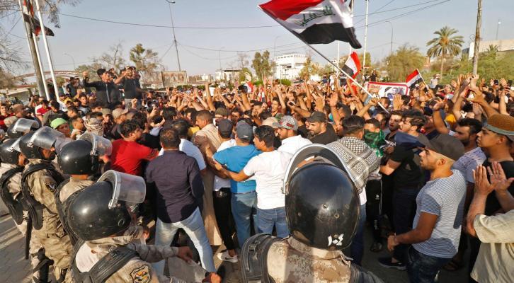 ¿La guerra contra Irán empieza en Iraq?