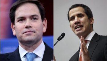 """Marco Rubio """"Golpista en jefe"""", ordena las filas de Guaidó para respaldar el golpe contra Venezuela anticolonialista"""