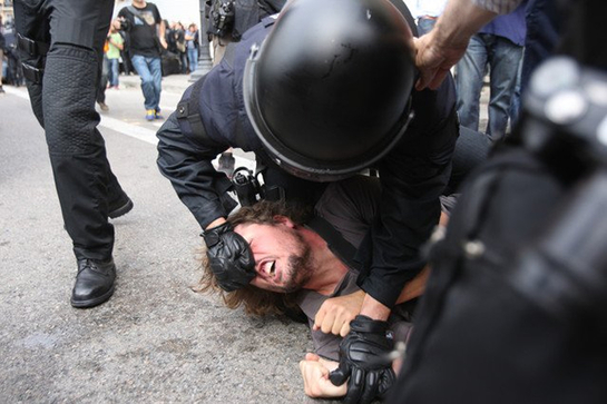 Democracia y violencia