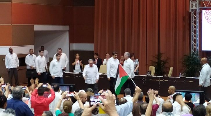 Declaración final del  Encuentro Antiimperialista de Solidaridad, por la Democracia y contra el Neoliberalismo