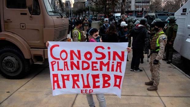 Declaración del FAI en apoyo al plebiscito constitucional de Chile del 25 de octubre