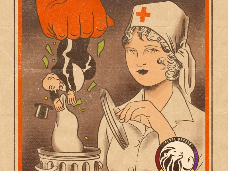 sanidad pública madrileña
