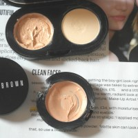 Bobbi Brown - Creamy Concealer Kit (my 5 hours sleep/ pre-coffee saviour)