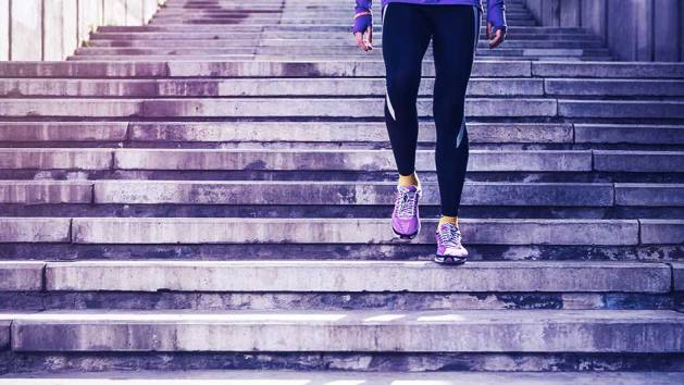 Echauffement FREQUENCE Running
