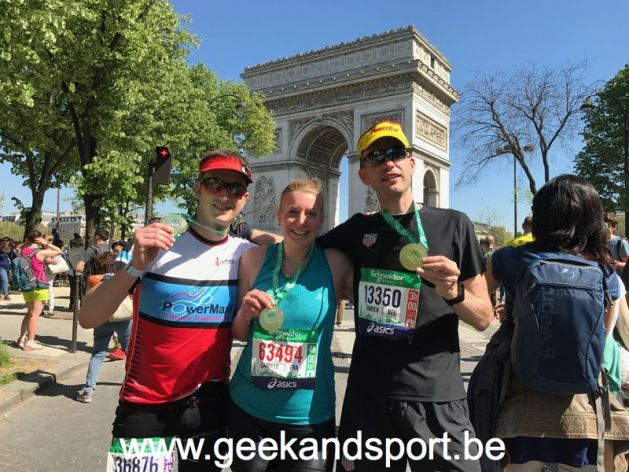 Marathon Paris 2017
