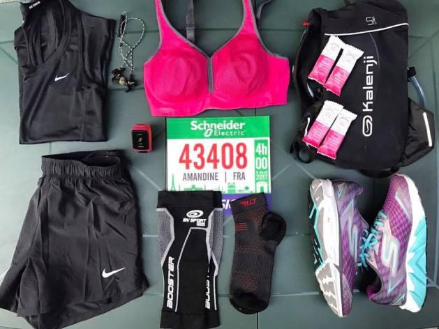 FREQUENCE Running a testé Racepack.com