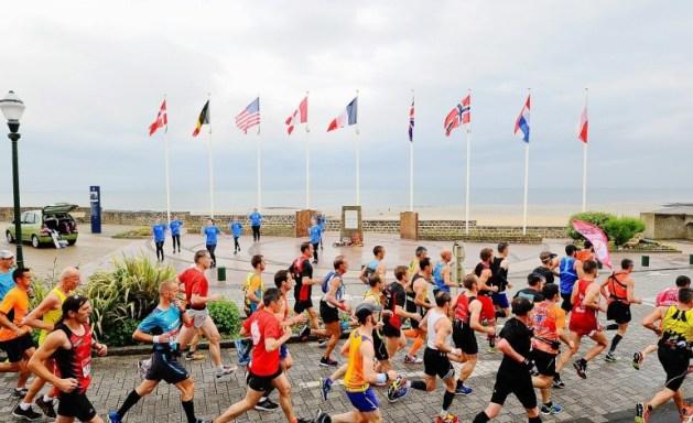 marathon caen