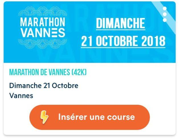 Préparation marathon 10K