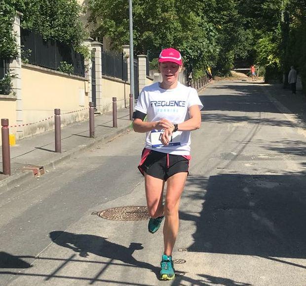 Semi marathon de Boulogne FREQUENCE Running