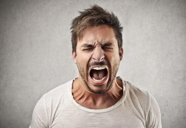 Je ne veux plus être dominé par la colère et la fureur.