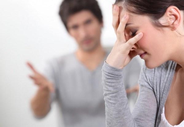 Difficultés et souffrances au sein du couple.