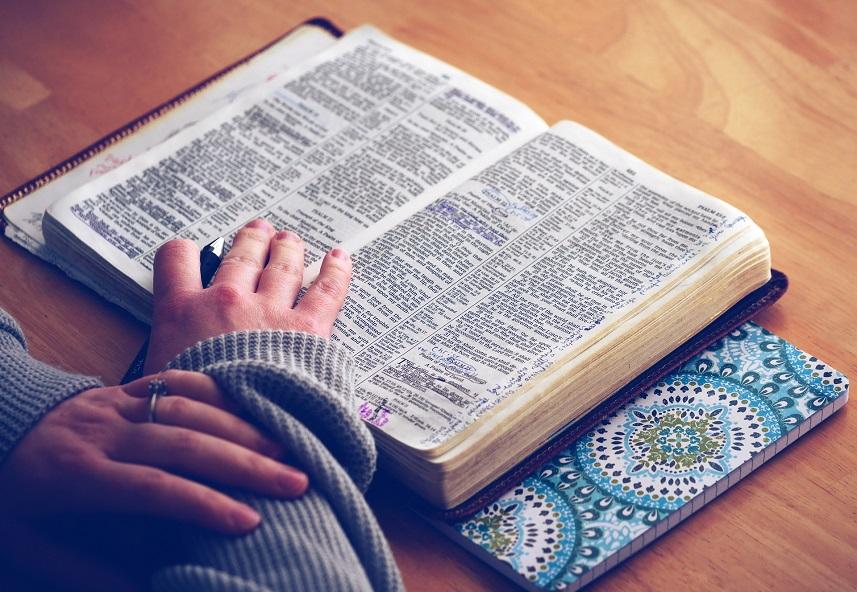 Je lis ma Bible mais je ne la comprends pas!