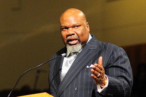 Bishop T.D. Jakes : Pardonner pour avancer