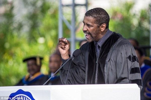 Acteur Denzel Washington_Les 4 clés du succès