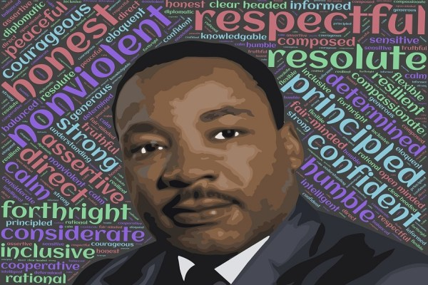 20 Citations de Martin Luther King Jr.