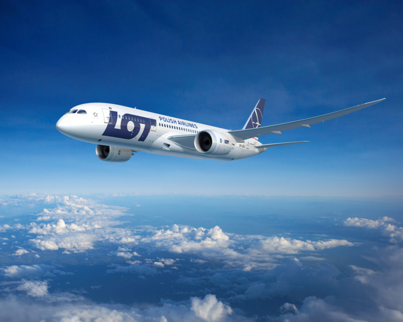 LOT Lot Polish Airlines