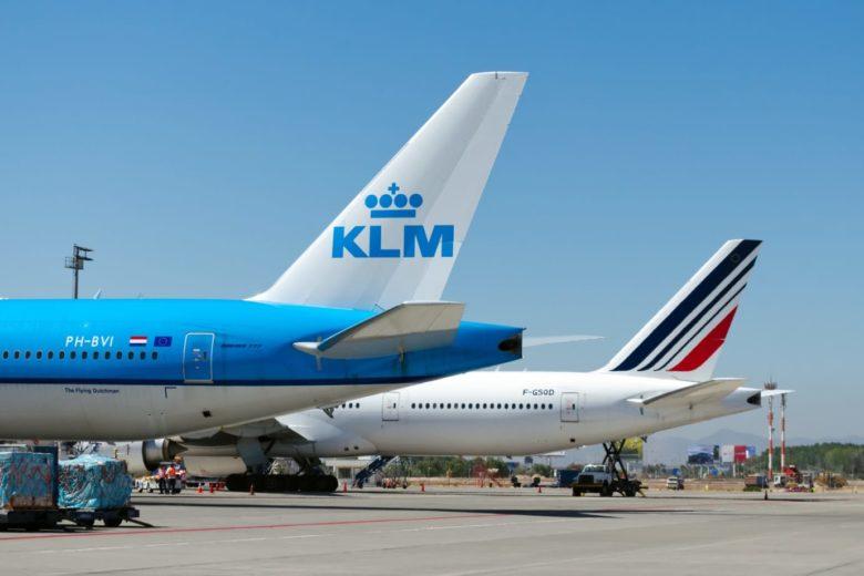 ytterligere i Norden KLM Air France mottar over