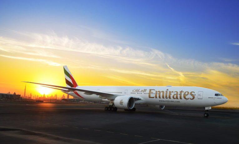 Emirates med vinterkampanje