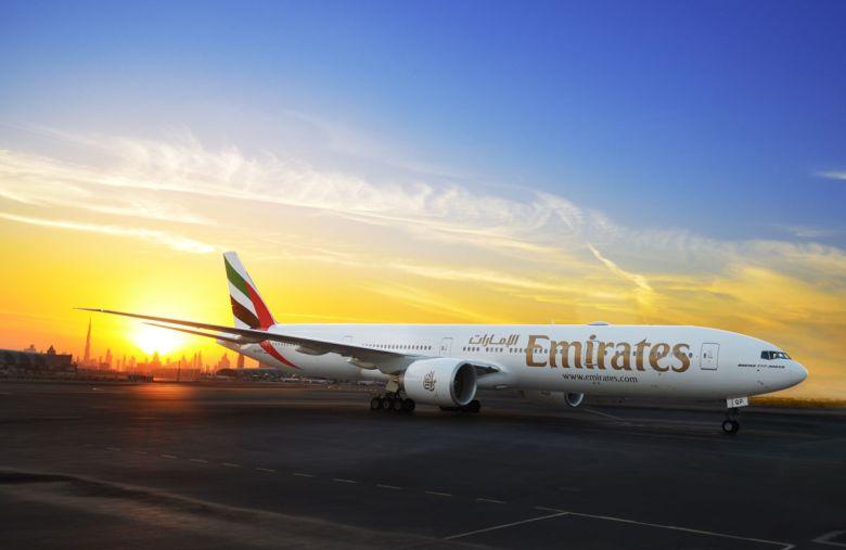 Emirates med vinterkampanje redusere engangsartikler