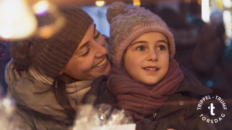 Trippel Trumf Torsdag julehandel