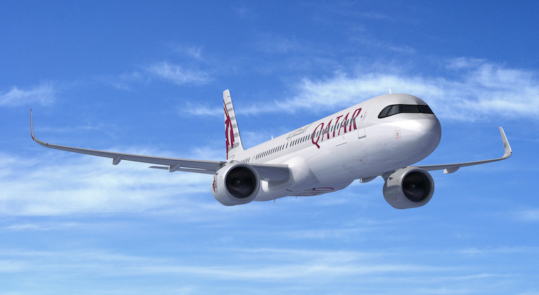 Qatar Airways kaster
