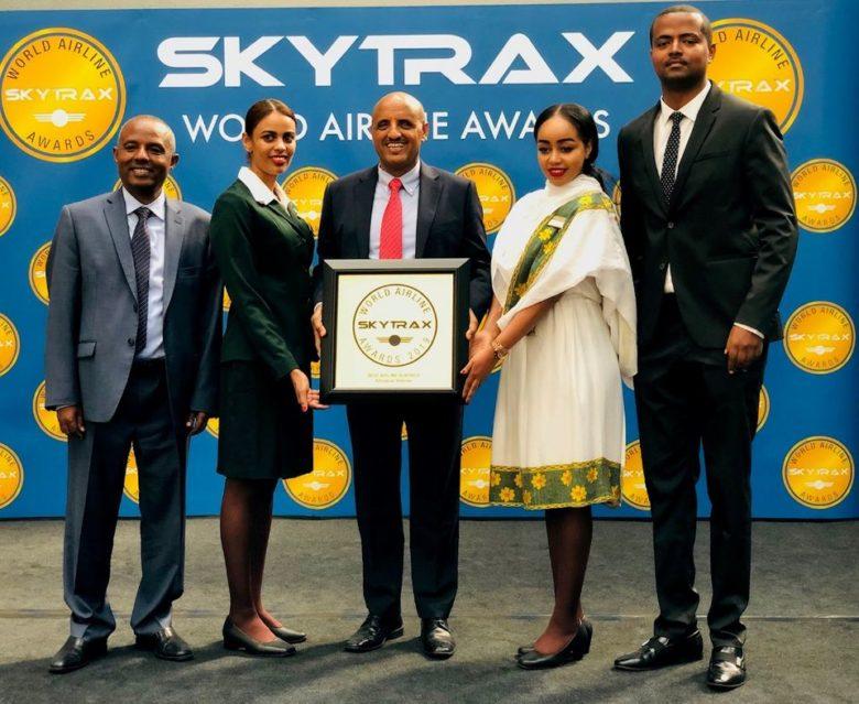 Afrikas beste flyselskap